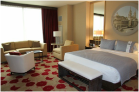 Hotel rooms carpet cleaning Metairie